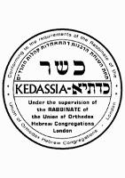 Kedassia The Joint Kashrus Committee of England